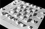 Wohnüberbauung Bifang<br />Oberbuchsiten 1993<br />Wettbewerb Städtebau