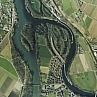 BAG-Areal<br />Gebenstorf 2006<br />In Projektierung Städtebau