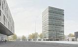 Dienstleistungsgebäude Mingerstrasse<br />Bern 2009<br />Wettbewerb Gewerbe / Dienstleistung