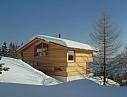 Ferienhaus Graber<br />Crans Montana 2002<br />Direktauftrag Wohnen