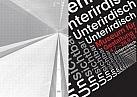 Ausstellung Unterirdisch - das Spektakel des Unsichtbaren<br />Zürich 2013<br />Direktauftrag Kultur