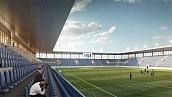 M tamorphose la tuili re fussballstadion graber pulver for Lausanner fussballstadion