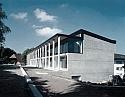 Schulhaus Haltenstrasse<br />Niederscherli 1993<br />Gebaut Bildung