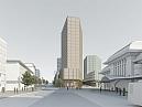 La nouvelle Rasude<br />Lausanne 2015<br />Wettbewerb Städtebau