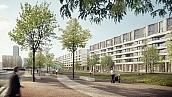 Esplanade Nord - Teil West<br />Biel 2013<br />In Projektierung Bildung